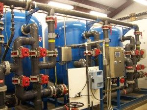 AdEdge water treatment system