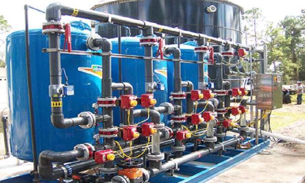 Lake Josephine Community, FL Hydrogen Sulfide Removal System
