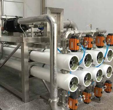 Flow reversal reverse osmosis (FR-RO) tech