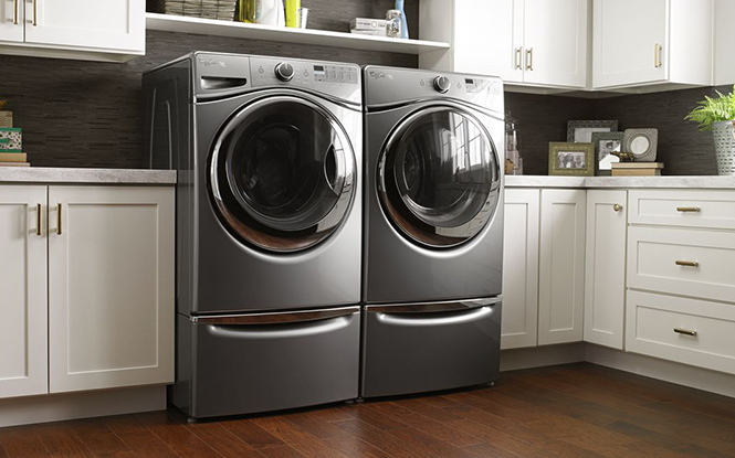 Whirlpool Duet Washer and Dryer
