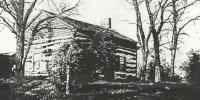 Glazier Log Cabin