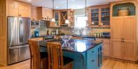 Custom Inset Cabinets
