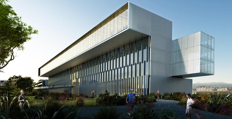 Real Madrid gets new headquarters designed by Rafael de La-Hoz