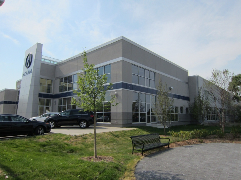 The Missner Group recently completed construction on the new 57,550-sf McGrath A