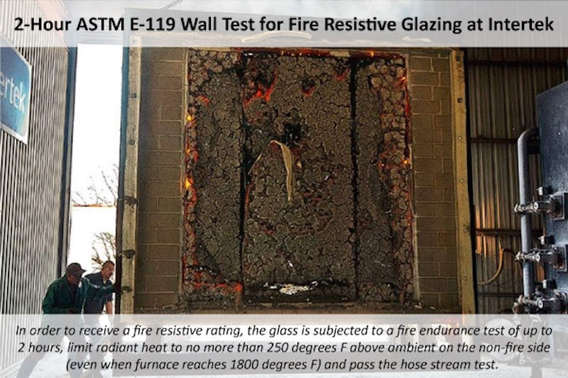 FAQ On Fire Rated Glazing Applications Building Design