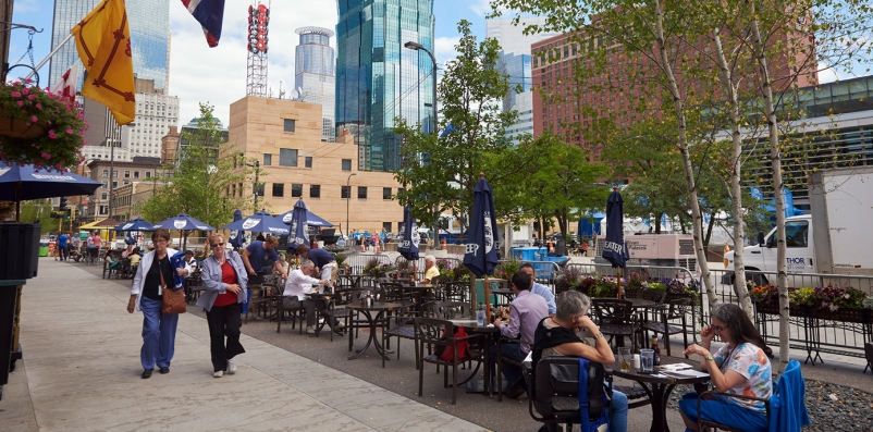 What happens downtown doesn't stay downtown: The ripple effects of a strong center city