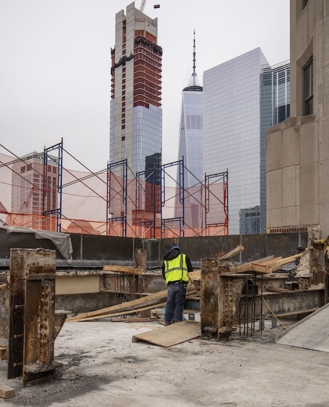 New York's largest office-to-condo conversion nearing