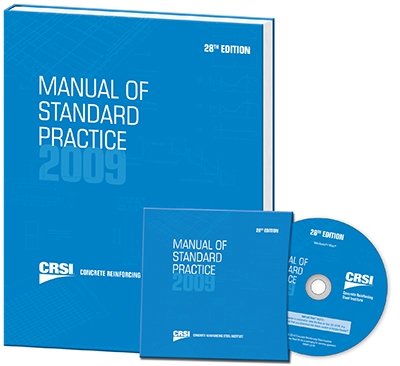 CRSI S Manual Of Standard Practice Now Available Building