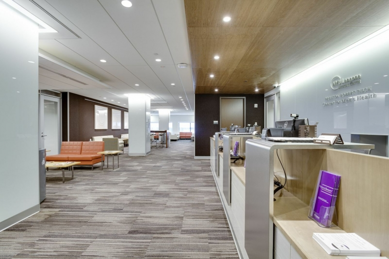 B R  Fries completes medical center focused on male health