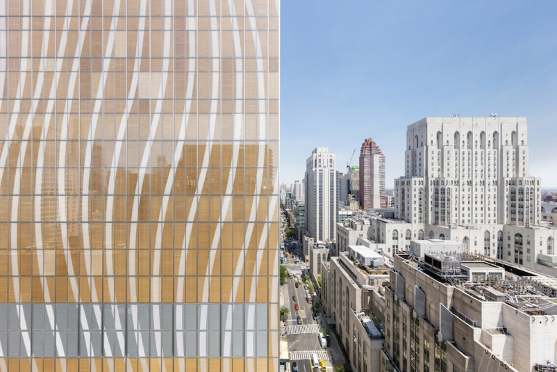 David H. Koch Center at New York Presbyterian, designed by Ballinger. Photo: Albert Vecerka; Giants 300 Top 100 AE firms