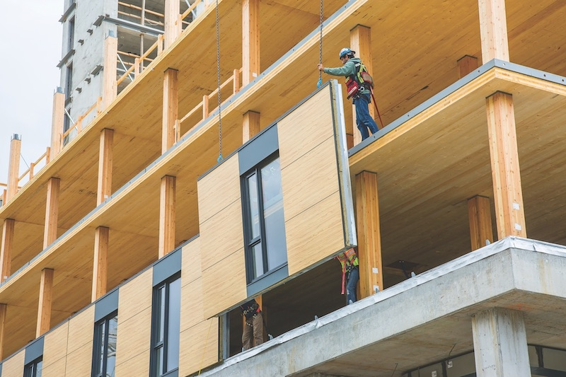 Mass timber: From 'What the heck is that?' to 'Wow