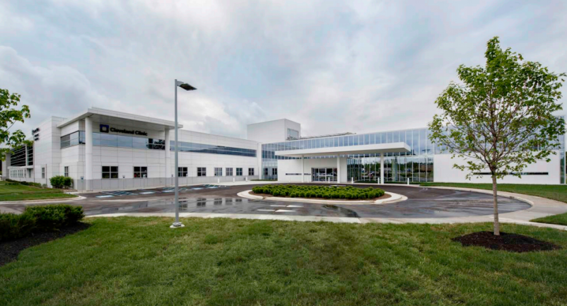 Eight healthcare building designs win AIA award