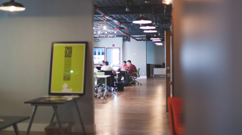 Office market vacancy rate at 10-year low