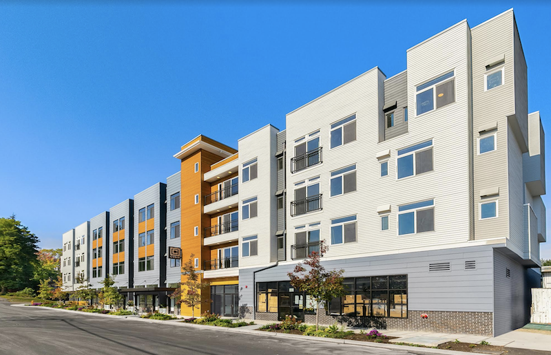 Modular construction helps tackle affordable housing crisis