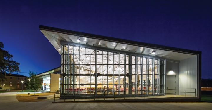 c6a7e38e Trends Report: New facilities enhance the quality of campus life ...