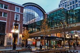 The City Creek Center is a $1.5 billion mixed-use development in downtown Salt L