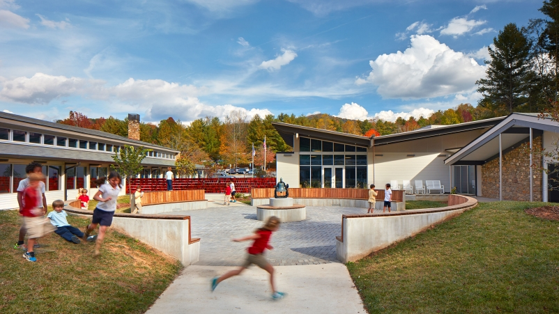 How outdoor environments provide value to K-12 learning, health, and safety