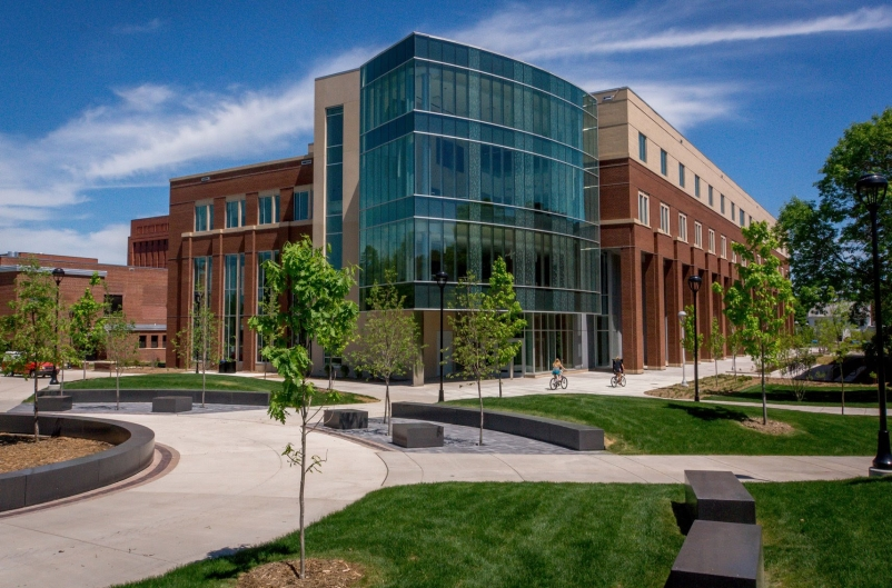 University Of Eau Claire >> 44 5 Million Centennial Hall Opens At University Of Wisconsin Eau