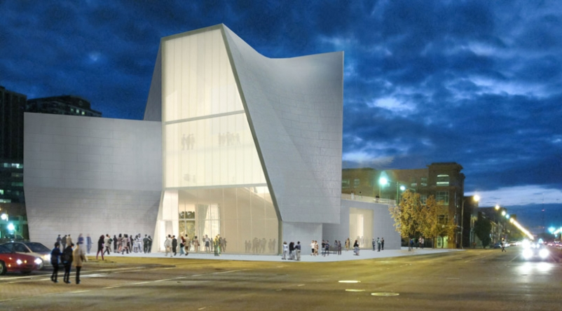 Part exhibition and performance space, part lab and incubator, the 38,000-sf bui