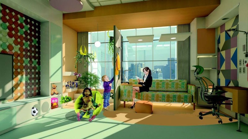 Creating child-friendly healthcare spaces: Five goals for