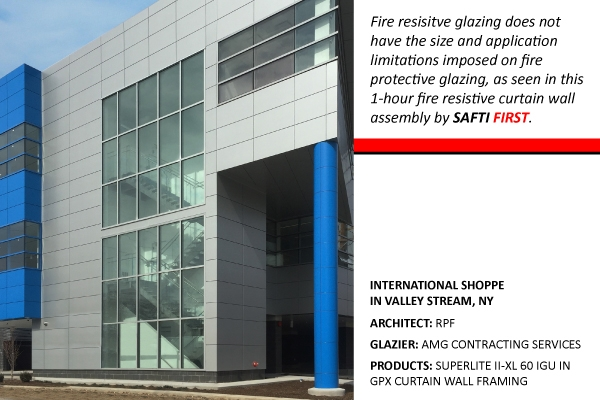 Unlimited Not When It Comes To Fire Rated Glass Building