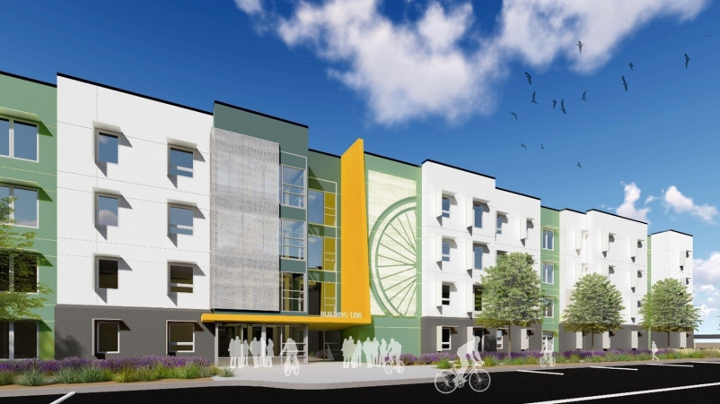 Student housing series: Designing a home away from home in The Golden State