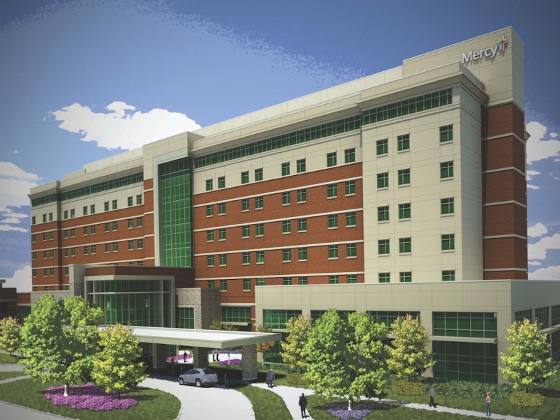 New Joplin, Mo , hospital built to tornado-resistant