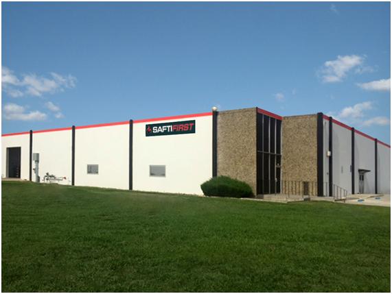 SaftiFirst, Merced, Manufacturing Plant, Manufacturing