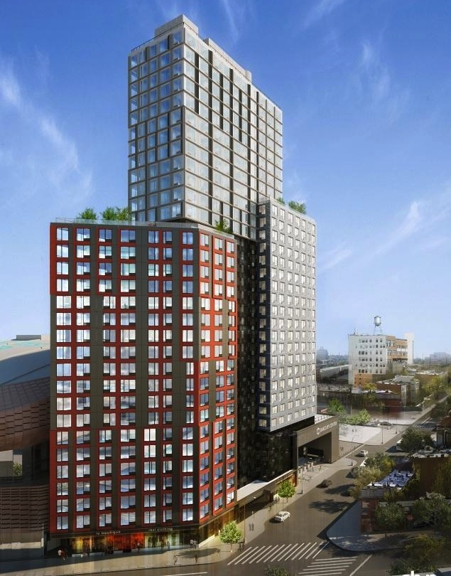 Lawsuit challenges modular apartment project in New York ...