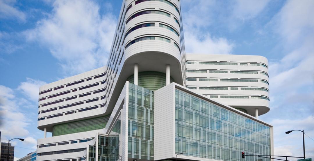 2012 BUILDING TEAM AWARDS: Rush University Medical Center