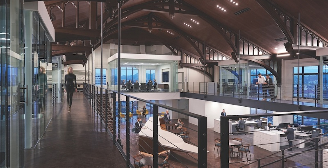 Reconstruction Awards: The Masonic Temple | Building Design