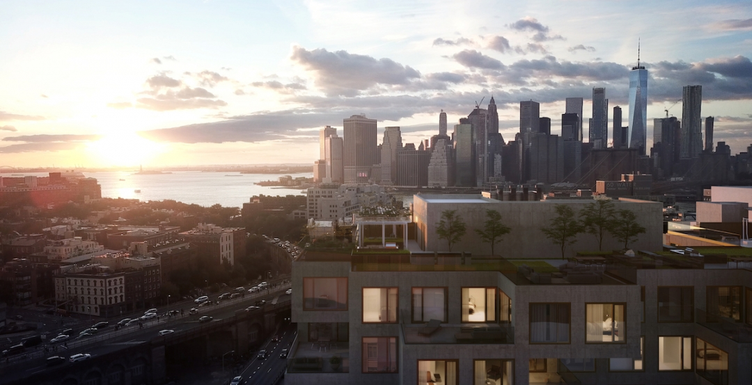 Priced to sell: DUMBO condo development offers starter units in luxury setting