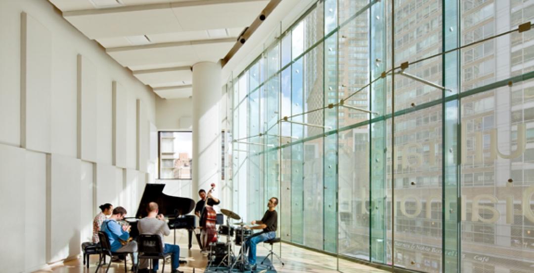BRONZE AWARD: Juilliard School, New York, N Y  | Building