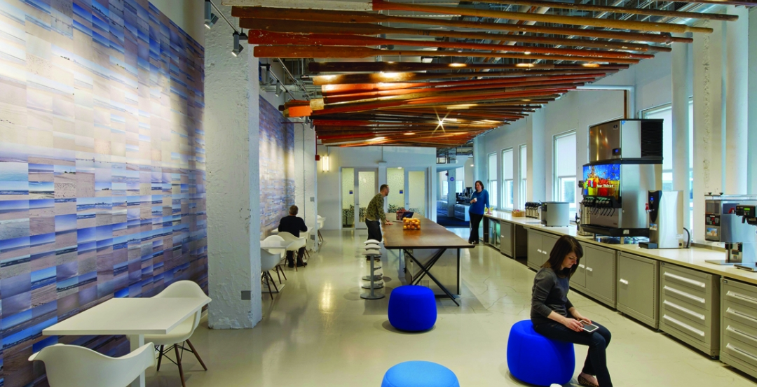 GIANTS 300 REPORT: Today's workplace design must appeal to Millennials' 'activity-based' lifestyle