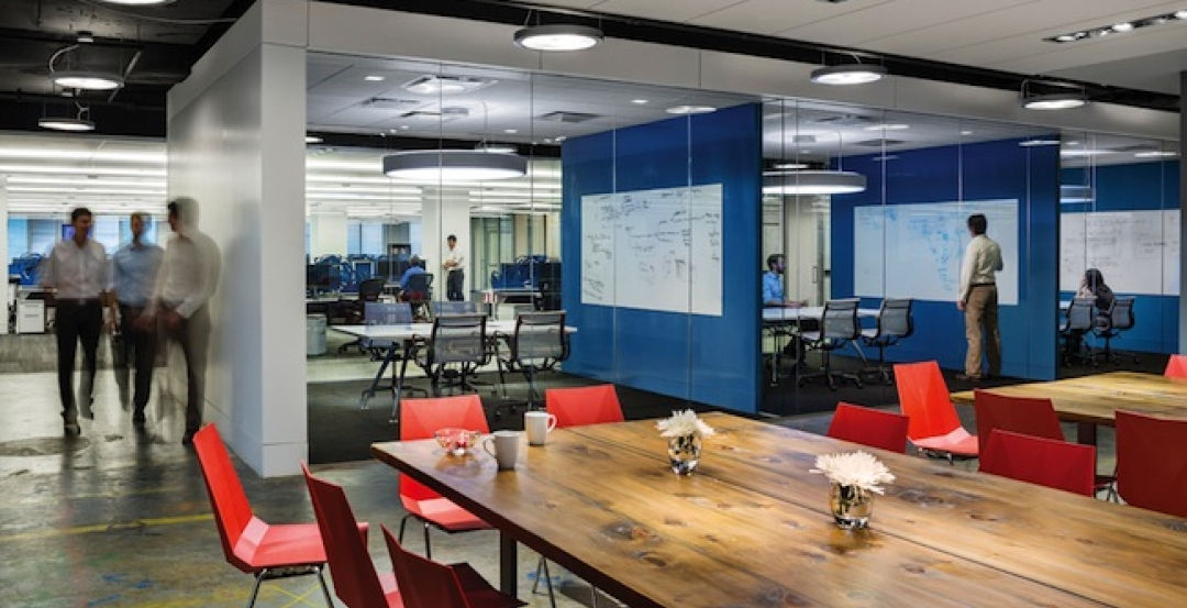 Office Workplace Design Trends: Workplace Design Trends: Make Way For The Millennials