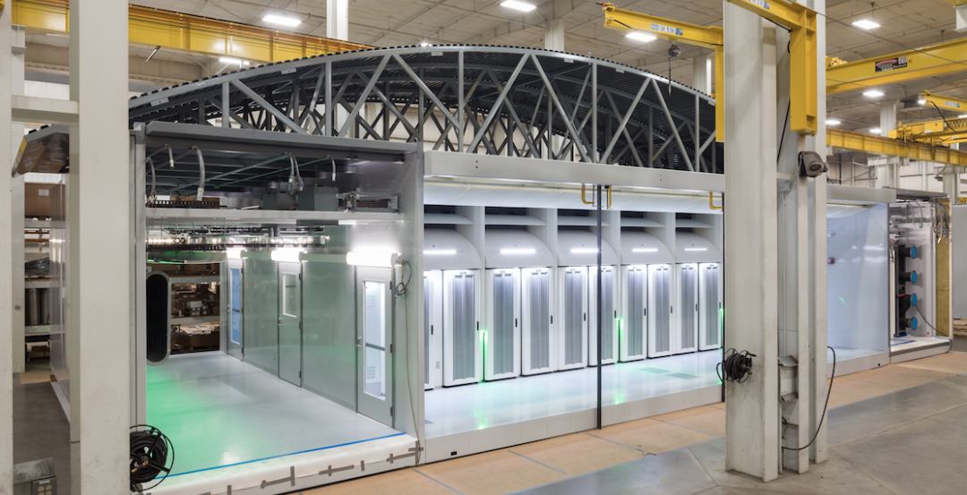 Data centers turn to alternative power sources, new heat controls and UPS systems