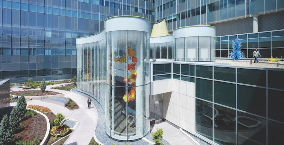 Cancer centers' 'one-stop shop' | Building Design + Construction