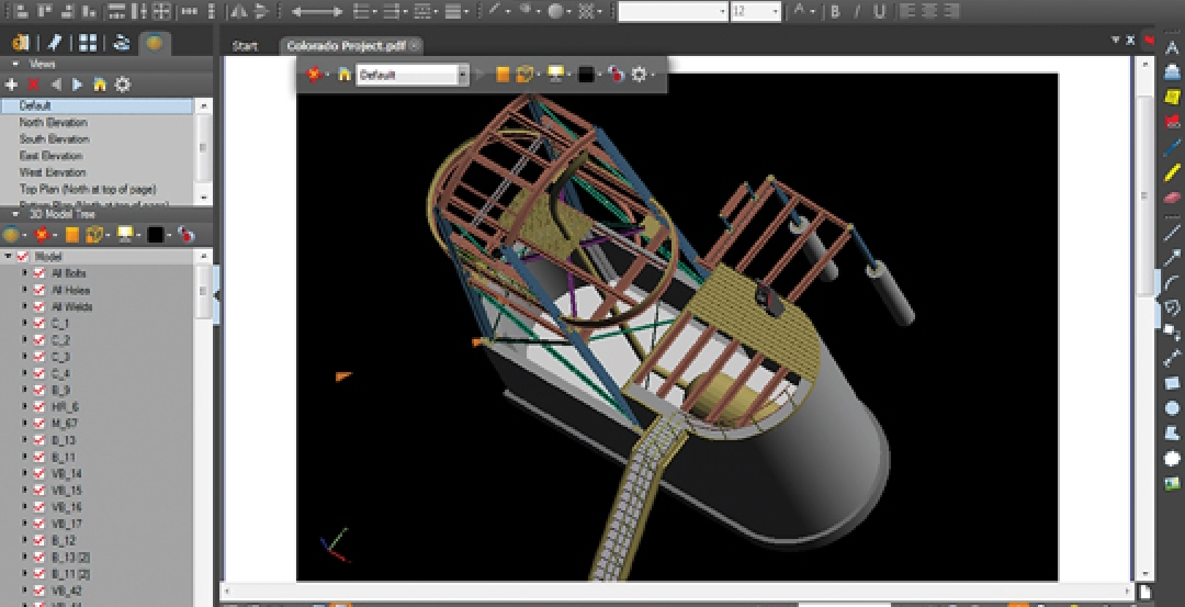 New Tool Takes PDFs Beyond 2D | Building Design + Construction