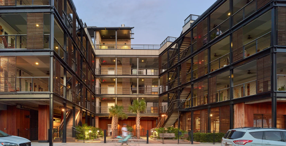 David Baker Architects wins 2019 HUD 'best in affordable