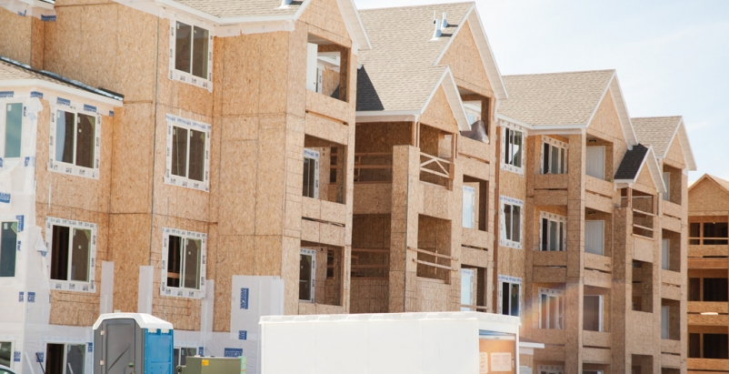 Multifamily construction continues to drive housing sector