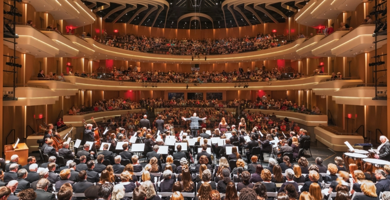 New arts venue reinvigorates Virginia Tech's campus