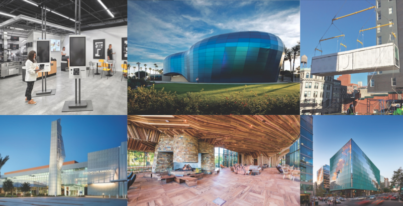 14 projects earn BD+C's 2019 Building Team Awards