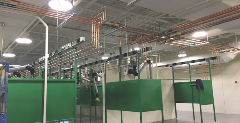 Viega ProPress approved for specialty gas lines