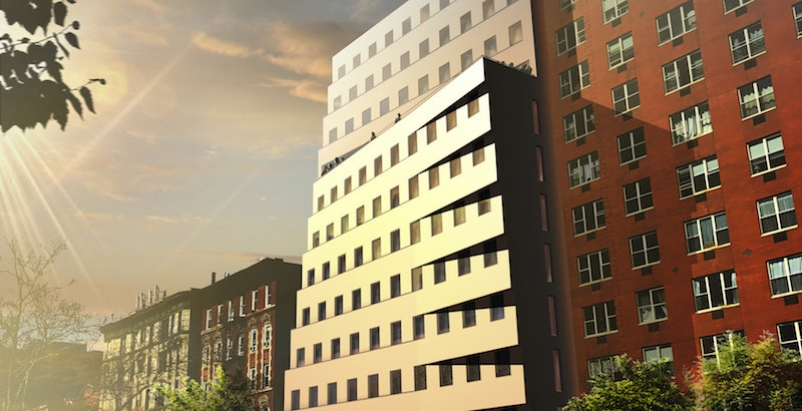 Barrier Free Living facility exterior in Manhattan