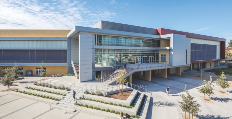 Sb Valley College campus