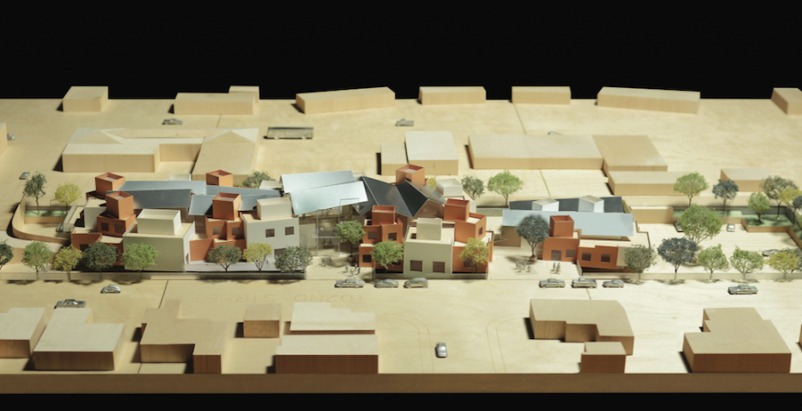 Gehry unveils plan for Children's Institute, Inc. campus in LA