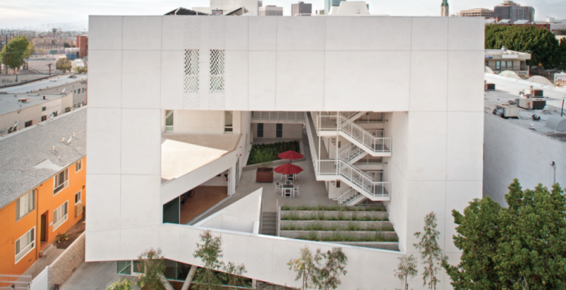 No place like home: LA's The Six provides permanent supportive housing for veterans