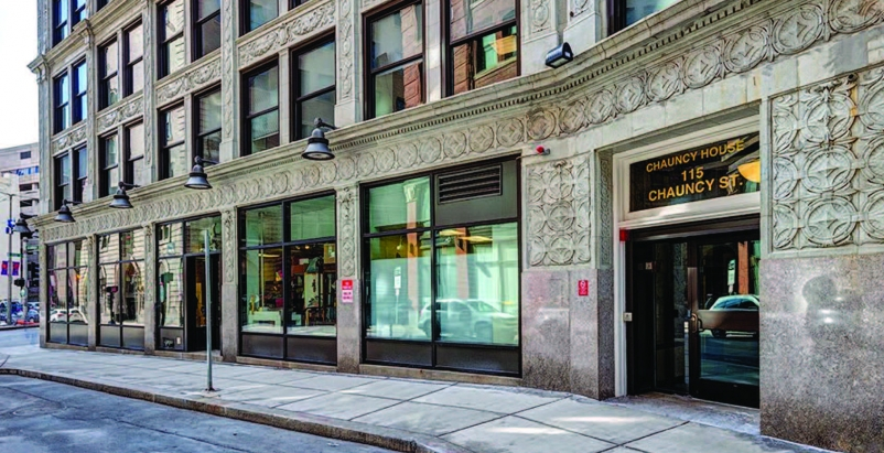 Storefront rehabilitation and design, AIA course by Hoffmann Architects