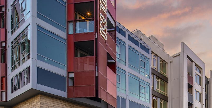 Top 100 Multifamily Sector Construction Firms for 2019, 2019 Giants 300 Report, Capitol 650, KTGY, Lennar Multifamily Communities Photo Les Tirmenstein