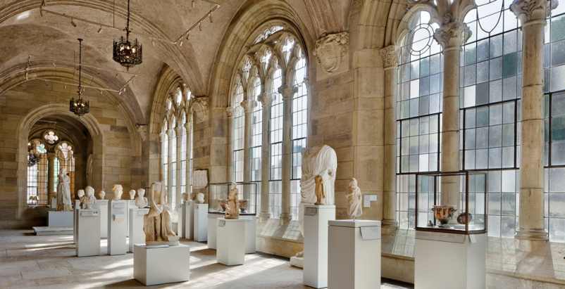 Ennead Architects led the renovation and expansion of facilities for the Yale Ar